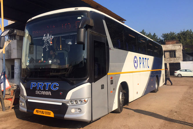 PEPSU Road Transport Corporation Online Bus Booking, PEPSU